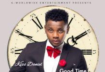 Kiss Daniel - GOOD TIME (prod. by DJ Coublon™) Artwork | AceWorldTeam.com