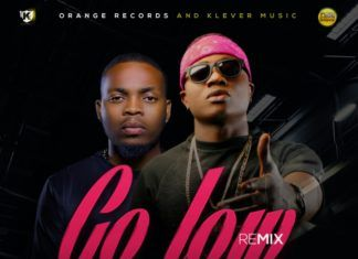 Klever Jay ft. Olamide - GO LOW (Remix) Artwork | AceWorldTeam.com