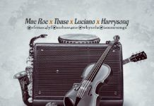 Mac Roc ft. T-Base, Luciano & Harrysong - REGGAE BLUES (Rock Version) Artwork | AceWorldTeam.com