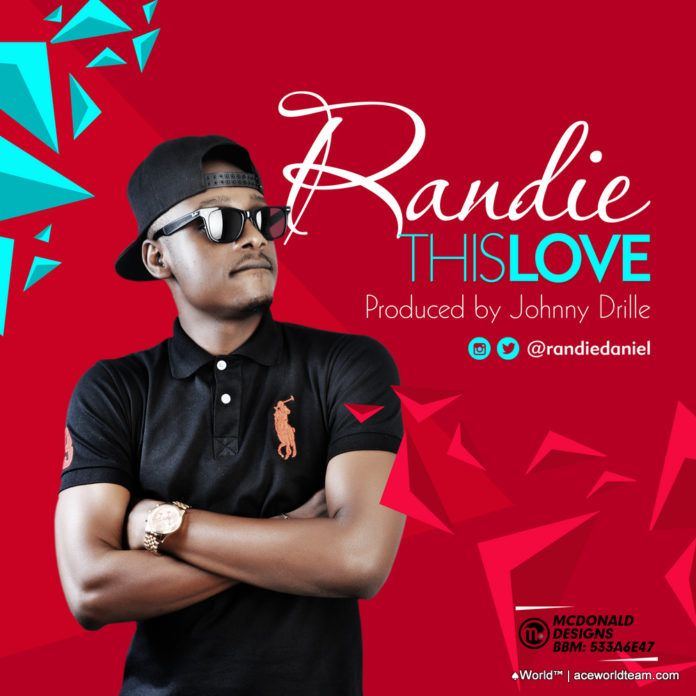 Randie - THIS LOVE (prod. by Johnny Drille) Artwork | AceWorldTeam.com