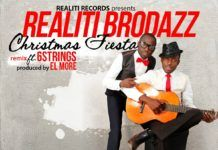 Realiti Brodazz ft. 6Strings - CHRISTMAS FIESTA Remix (prod. by El-More) Artwork | AceWorldTeam.com