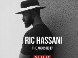 Ric Hassani - THE ACOUSTIC (EP) Artwork | AceWorldTeam.com