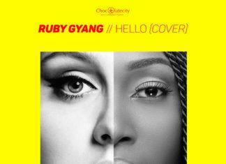 Ruby Gyang - HELLO (an Adele cover) Artwork | AceWorldTeam.com