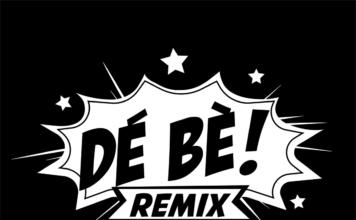 Saeon ft. Poe & Ozone – DÉ BÈ Remix (prod. by Jahbwai) Artwork | AceWorldTeam.com