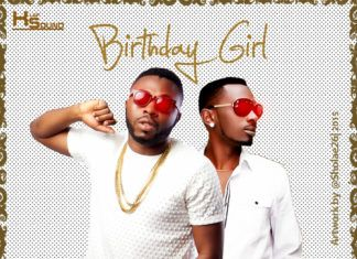 Samklef ft. May D - BIRTHDAY GIRL Artwork | AceWorldTeam.com