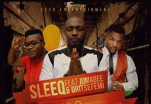 Sleeq ft. Jumabee & Oritse Femi - ORI 2.0 (prod. by GospelOnDeBeatz) Artwork | AceWorldTeam.com