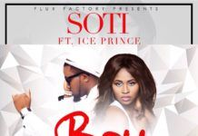 Soti ft. Ice Prince - BOY (prod. by P2J & GospelOnDeBeatz) Artwork   AceWorldTeam.com