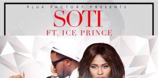 Soti ft. Ice Prince - BOY (prod. by P2J & GospelOnDeBeatz) Artwork | AceWorldTeam.com