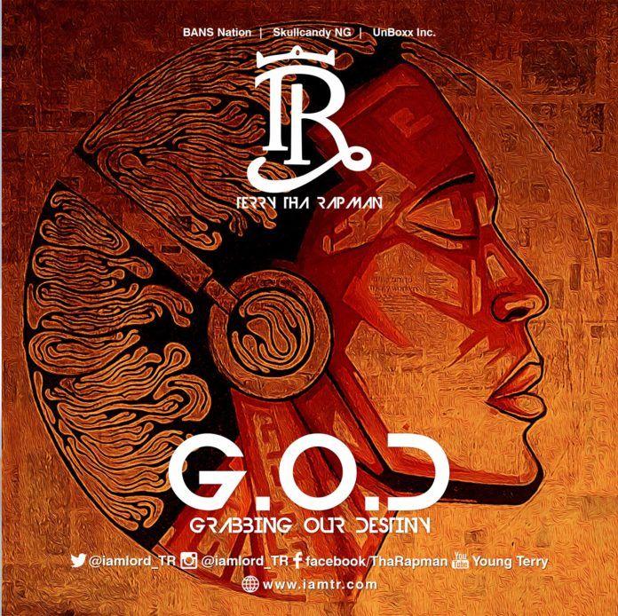 T.R - G.O.D (EP) Artwork | AceWorldTeam.com