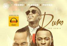 Tekno ft. Phyno & Flavour - DURO Remix (prod. by DJ Coublon™) Artwork | AceWorldTeam.com