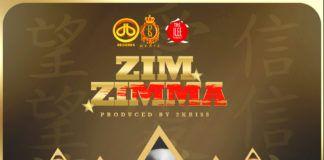 The Lee Temple ft. D'banj, KaySwitch, PokoLee & 2Kriss - ZIM ZIMMA Artwork | AceWorldTeam.com