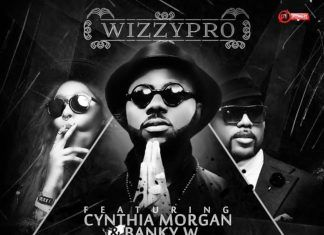 WizzyPro Beatz ft. Banky W & Cynthia Morgan - LIKE DAT Artwork | AceWorldTeam.com