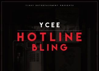 YCee - HOTLINE BLING (a Drake cover) Artwork | AceWorldTeam.com