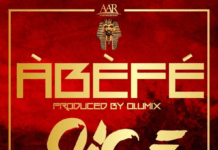 9ice - ÀBÈFÉ (prod. by Olumix) Artwork | AceWorldTeam.com