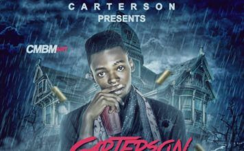 Carterson - I AM LEGEND (EP) Artwork | AceWorldTeam.com