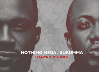 Iyanya & D'Tunes - NOTHING MEGA + SUKUMMA Artwork | AceWorldTeam.com
