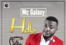 MC Galaxy - HELLO (prod. by DJ Coublon™) Artwork | AceWorldTeam.com