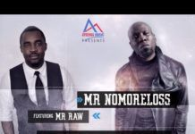 Mr. Nomoreloss ft. Mr. Raw - IWO KO LO DAMI (prod. by FattBeatz) Artwork | AceWorldTeam.com