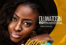 Oluwatosin - TOTORI MI (prod. by Chordless & Doc Def) Artwork | AceWorldTeam.com