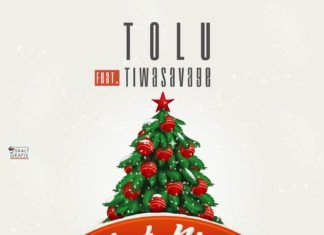 Tolu ft. Tiwa Savage - SILENT NIGHT (prod. by TKay) Artwork | AceWorldTeam.com