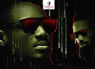 2Baba ft. Phyno & Chief Obi - CODED TINZ (prod. by Sarz) Artwork | AceWorldTeam.com