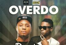 B_Red ft. Lil' Kesh - OVER DO (prod. by Teekay Witty) Artwork | AceWorldTeam.com