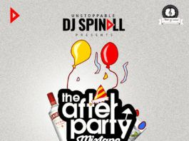 DJ Spinall - THE AFTER PARTY MIX (Mixtape) Artwork | AceWorldTeam.com