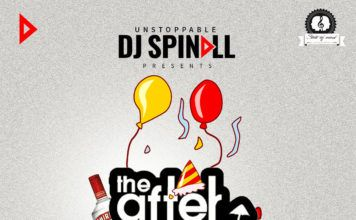 DJ Spinall - THE AFTER PARTY MIX (Mixtape) Artwork | AceWorldTeam.com