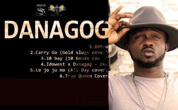 Danagog - FREE FOR FANAGOGS #FFF (Mixtape) Artwork | AceWorldTeam.com