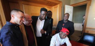 DavidO Becomes 1st African Artist To Sign To Sony Music Global   AceWorldTeam.com