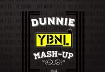 Dunnie - YBNL MASHUP (prod. by Mac Roc) Artwork | AceWorldTeam.com