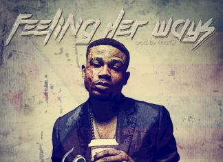 EL Deeper ft. Lil' Dizzie & Brythreesixty - FEELING HER WAYS (prod. by 4matiQ) Artwork | AceWorldTeam.com