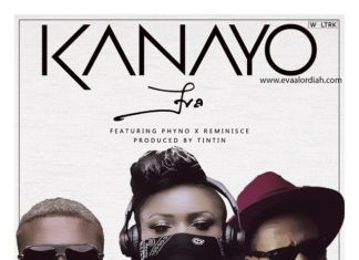 Eva Alordiah ft. Phyno & Reminisce - KANAYO (prod. by TinTin) Artwork | AceWorldTeam.com