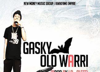 Gasky - OLD WARRI (prod. by ID Clef) Artwork | AceWorldTeam.com