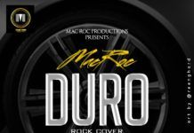 Mac Roc - DURO (Rock Version) Artwork | AceWorldTeam.com