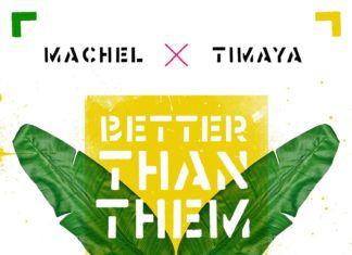 Machel Montano & Timaya - BETTER THAN THEM (Jambe-An Riddim) Artwork | AceWorldTeam.com