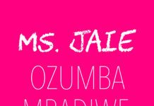 Ms. Jaie - OZUMBA MBADIWE Artwork | AceWorldTeam.com
