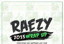 Raezy - 2015 WRAP UP Artwork | AceWorldTeam.com