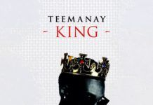 TeeManay - KING (prod. by TRK) Artwork | AceWorldTeam.com