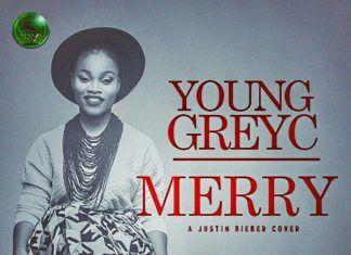 Young GreyC - MERRY (a Justin Bieber cover) Artwork | AceWorldTeam.com
