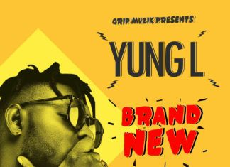 Yung L - BRAND NEW (prod. by Chopstix) Artwork | AceWorldTeam.com