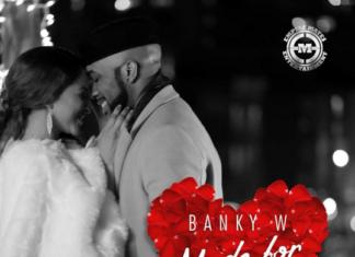 Banky W - MADE FOR YOU (prod. by MasterKraft) Artwork | AceWorldTeam.com