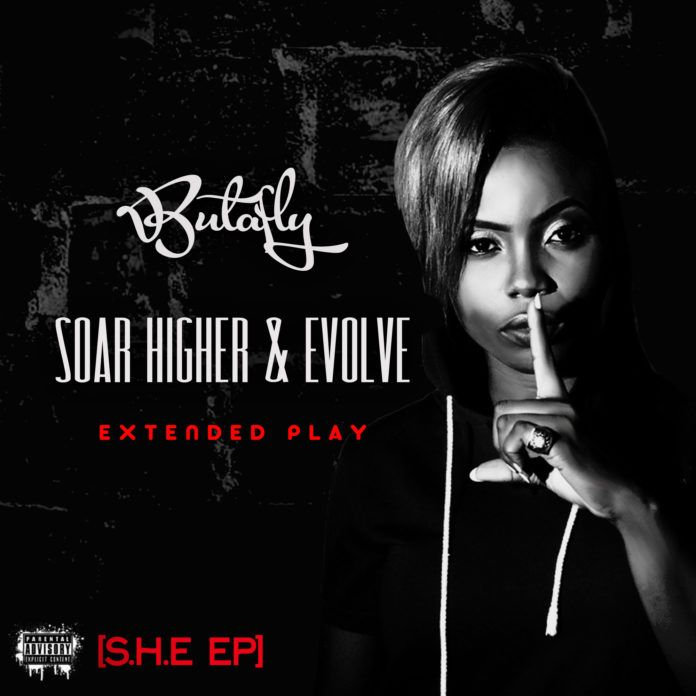 Butafly - SOAR HIGHER & EVOLVE (EP) Artwork | AceWorldTeam.com