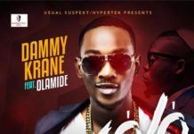 Dammy Krane ft. Olamide - SOLO (prod. by Young John) Artwork | AceWorldTeam.com