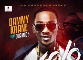 Dammy Krane ft. Olamide - SOLO (prod. by Young John) Artwork | AceWorldTeam.com