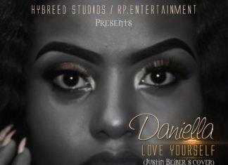 Daniella - LOVE YOURSELF (a Justin Bieber cover) Artwork | AceWorldTeam.com