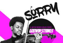 Godwin Strings - SORRY (a Justin Bieber cover) Artwork | AcwWorldTeam.com