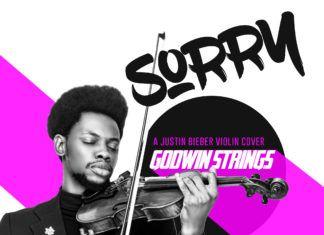 Godwin Strings - SORRY (a Justin Bieber cover) Artwork | AcwWorldTeam.com