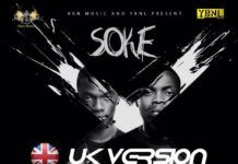 Joshbeatz ft. Olamide - SOKE Artwork | AceWorldTeam.com