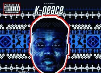 K-Peace - PRAY FOR ME (a Darey cover) Artwork | AceWorldTeam.com